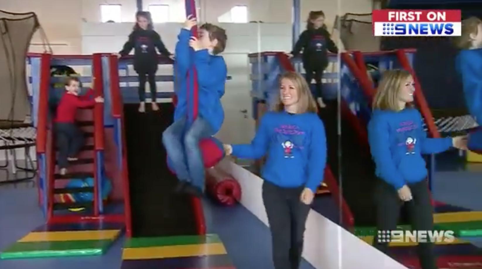 Australia's first purpose-built gym for autistic children